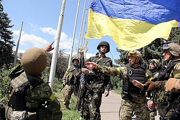 Боевики провоцируют силы АТО открывать ответный огонь— штаб