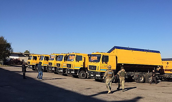 СБУ предотвратила нанесение ущерба белорусскому заводу «МАЗ» насумму $15 млн