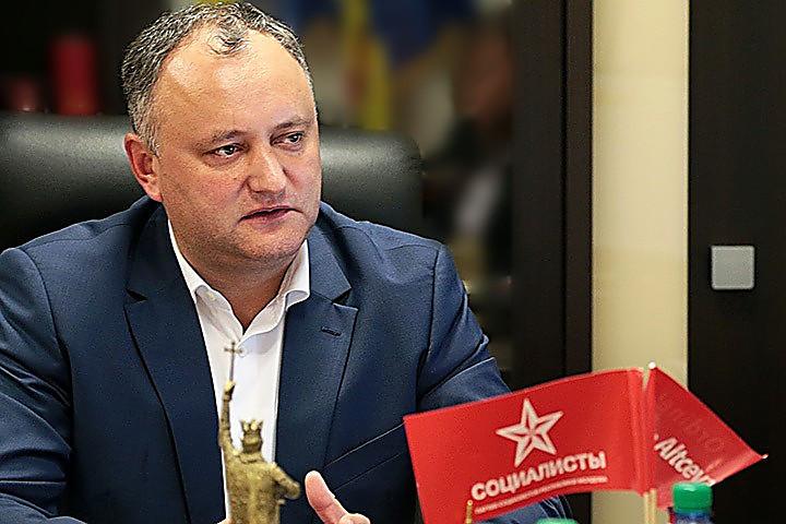 Игорь Додон победил навыборах президента Молдовы— Предварительные результаты