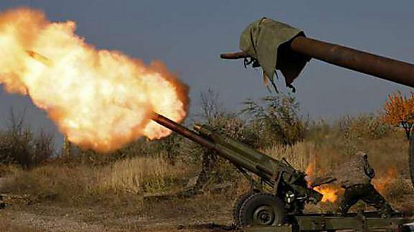 Сутки взоне АТО: боевики применили ракетные установки Град-П около Красногоровки