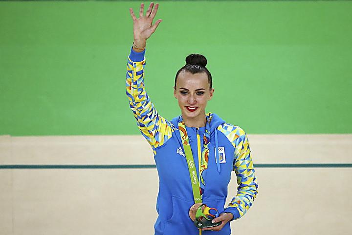 Крымская гимнастка Ризатдинова выступила вРио под песню Джамалы «1944»