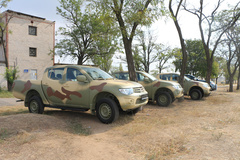 11 неизвестных бойцов, погибших в зоне АТО, похоронили в Днепропетровске - Цензор.НЕТ 7590