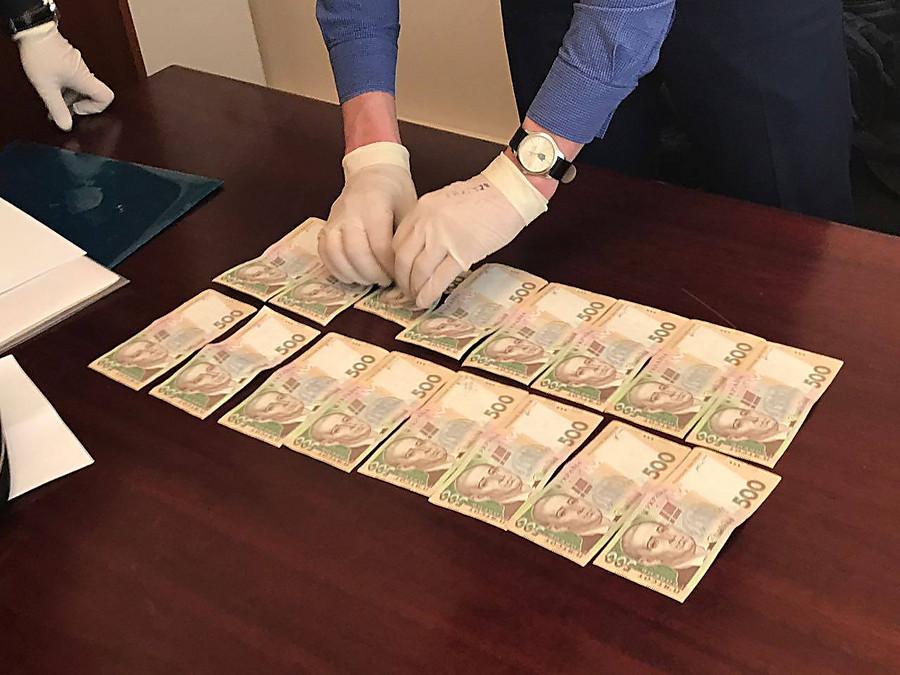 Директор отделения Фонда госимущества вКиевской области схвачен навзятке
