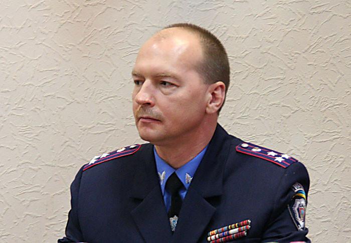 Управляющим Генинспекции ГПУ Луценко назначил милиционера Уварова