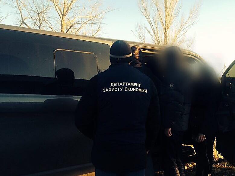 ВХерсонской области навзятке задержан прокурор