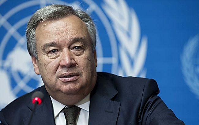 СБООН официально выдвинул Гутерриша единым кандидатом напост генерального секретаря ООН