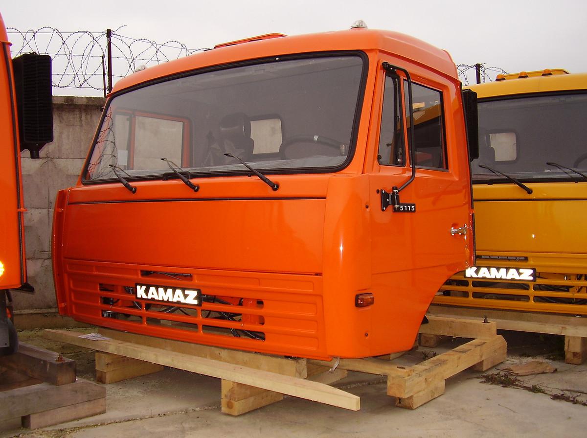 Двигатели КАМАЗ 740 и Евро 86