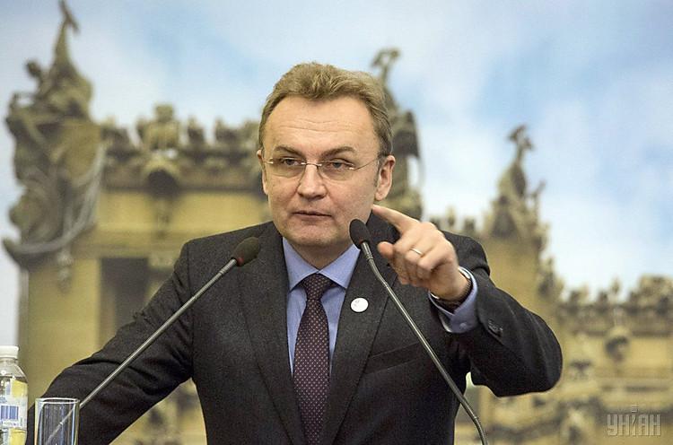 Порошенко рассматривает возможность досрочных выборов— Мэр Львова