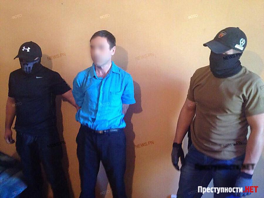 ВОдессе полицейского словили навзятке в 10 тысяч грн