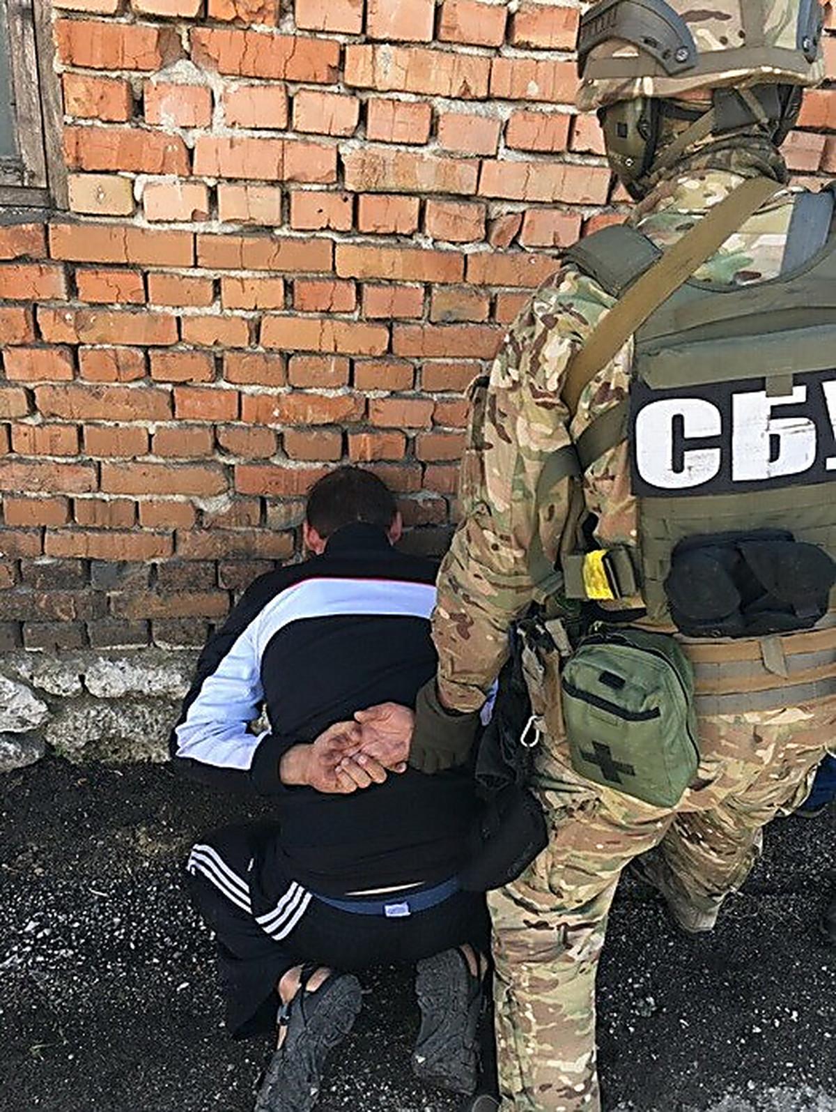Співробітники Служби безпеки України затримали учасника проросійських незаконних збройних формувань.