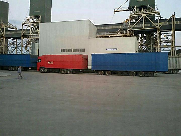 Для грузового автотранспорта перекрыты практически все подъезды со стороны Киева к Одесскому порту, - депутат горсовета Захаров - Цензор.НЕТ 5483