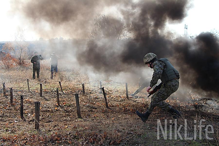 Украинский морской флот героически вмерз влед