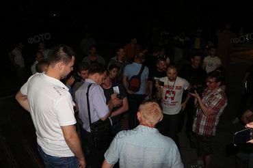 На одном из избирательных участков Николаева возникла потасовка - Цензор.НЕТ 5716