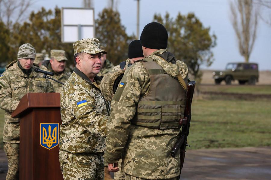 Натерритории Одесского гарнизона построят еще 400 квартир для военнослужащих— Министр обороны