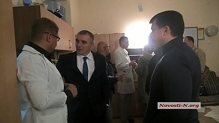 Николаевцы отметили 73-ю годовщину освобождения николаева от немецко-фашистских захватчиков