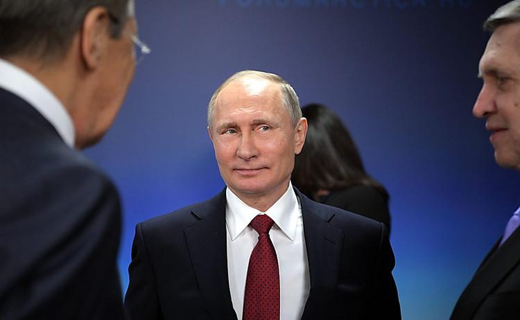 Кремль опроверг наличие плана поинтеграции Донбасса в РФ
