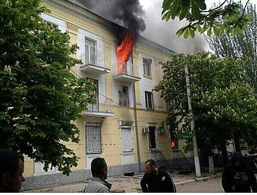 Противостояние в Мариуполе: 2 убитых, 8 раненых (ФОТО, 18+), фото-3