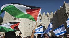 Израиль отказался от аннексии палестинских территорий
