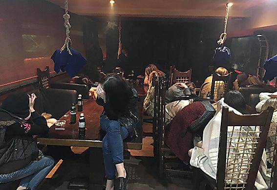 Милиция задержала внушительное количество проституток воЛьвове иХарькове