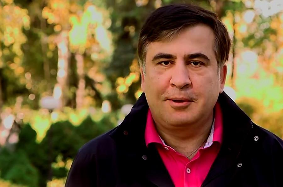 Депутат Верховной рады объявил ококаиновой зависимости Михаила Саакашвили