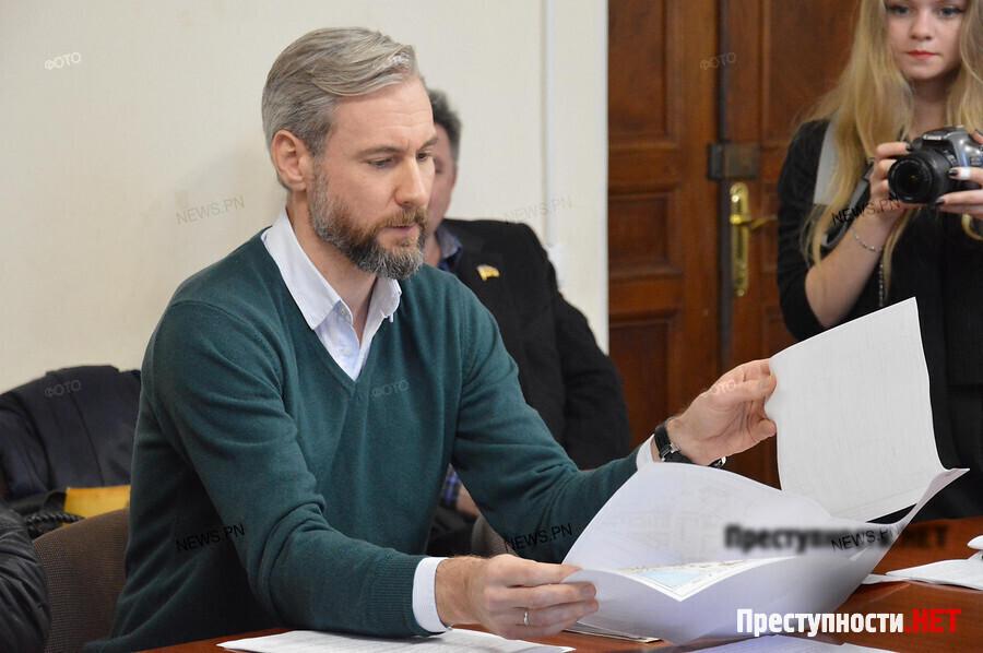 ВНиколаеве побили депутата городского совета