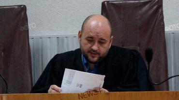 Судья Дмитрий Никитин