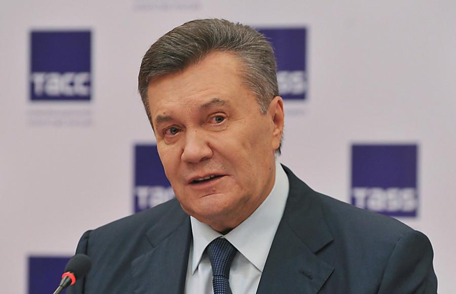 Видеодопрос Януковича: «Правый сектор» обещает прийти всуд