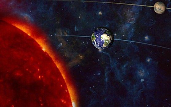 Hubble сделал снимок Марса смаксимально близкого расстояния