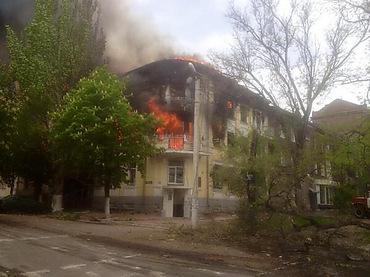 Противостояние в Мариуполе: 2 убитых, 8 раненых (ФОТО, 18+), фото-1