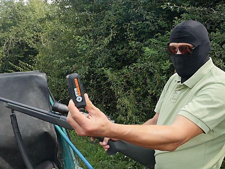 Силовики Румынии получили информацию онезаконном оружии ввезенном с Украинского государства