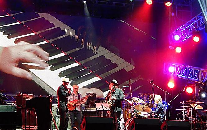 ВДнепре после многолетнего перерыва открылся фестиваль «Джаз наДнепре»