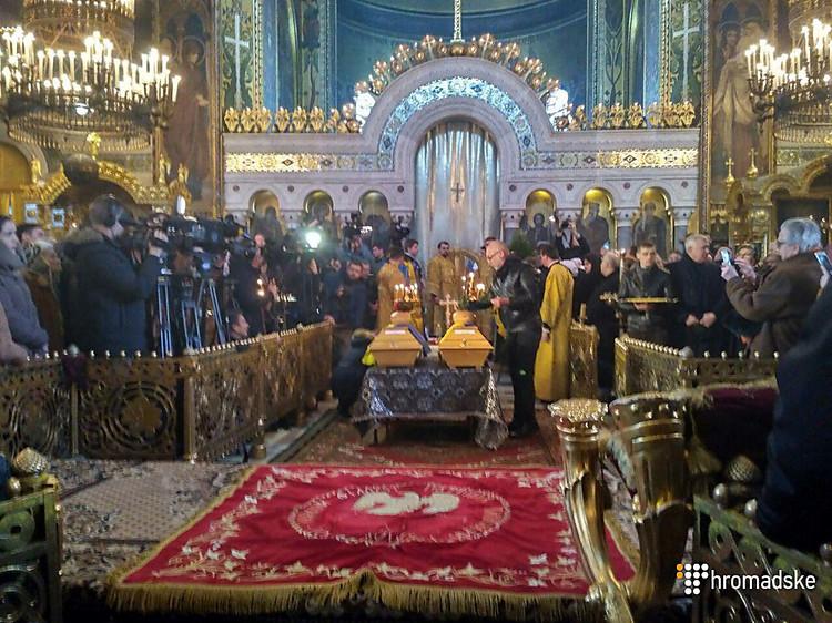 Ввоскресенье вКиеве перезахоронят прах писателя Олеся