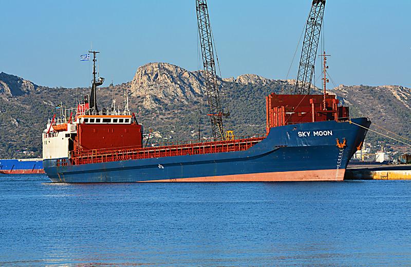 Украина впервый раз конфисковала иностранное морское судно, которое заходило впорты Крыма