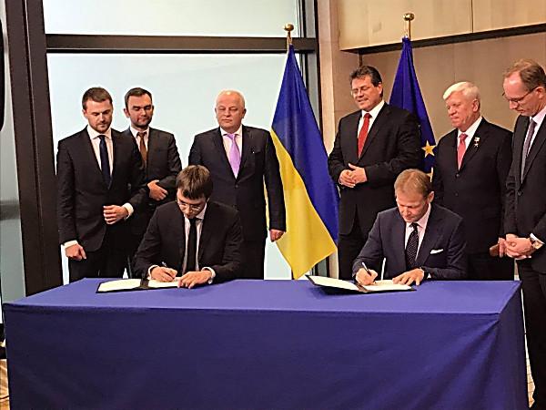 ЕС: ВБрюсселе стартует совещание Совета ассоциации Украина
