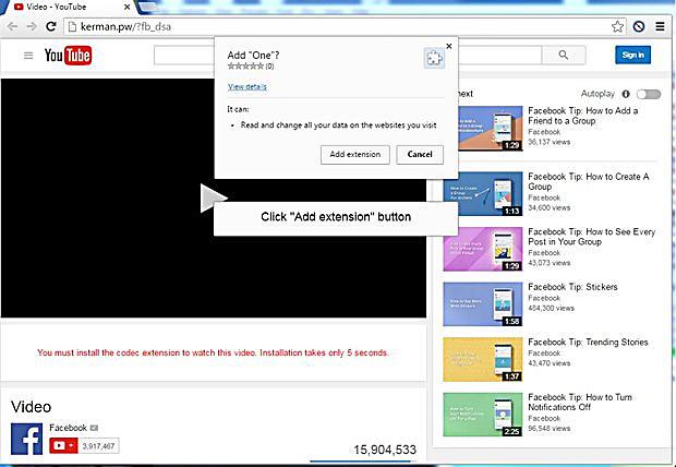 В социальная сеть Facebook ввиде SVG-файлов распространяется вредоносноеПО