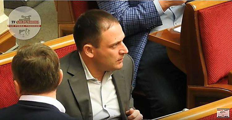 Добкин разъяснил свое поведение вРаде ипутевку за135 тыс. долларов
