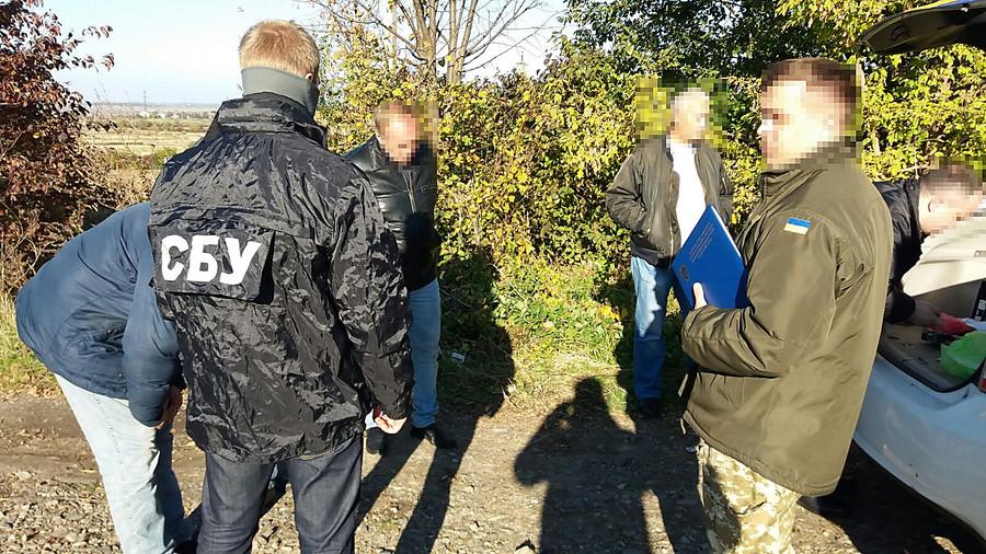 ВоЛьвовской области навзятке попались сразу три депутата