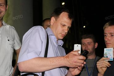 На одном из избирательных участков Николаева возникла потасовка - Цензор.НЕТ 7956