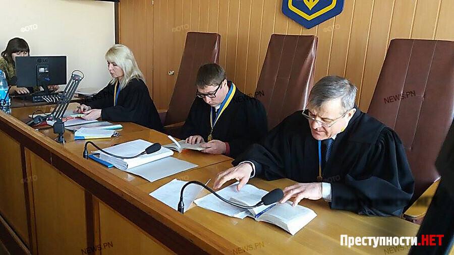 ВНиколаевской области суд начал рассмотрение дела обубийстве вКривом Озере