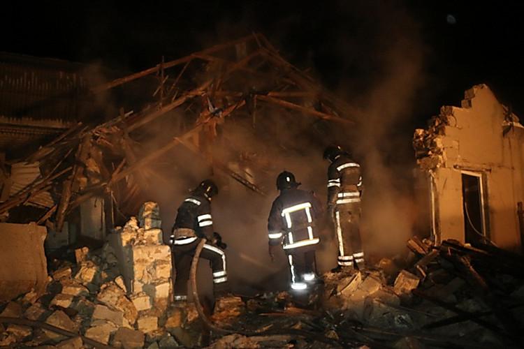 Первопричиной взрыва дома вОдессе могла быть бомба