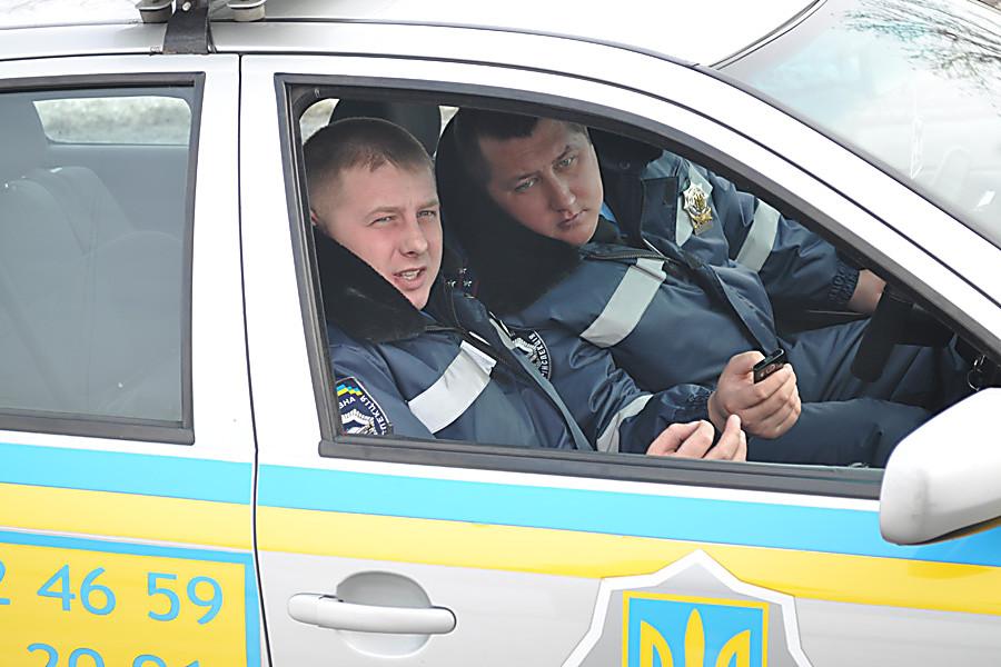 Секс игра в гаишника и водителя нарушителя