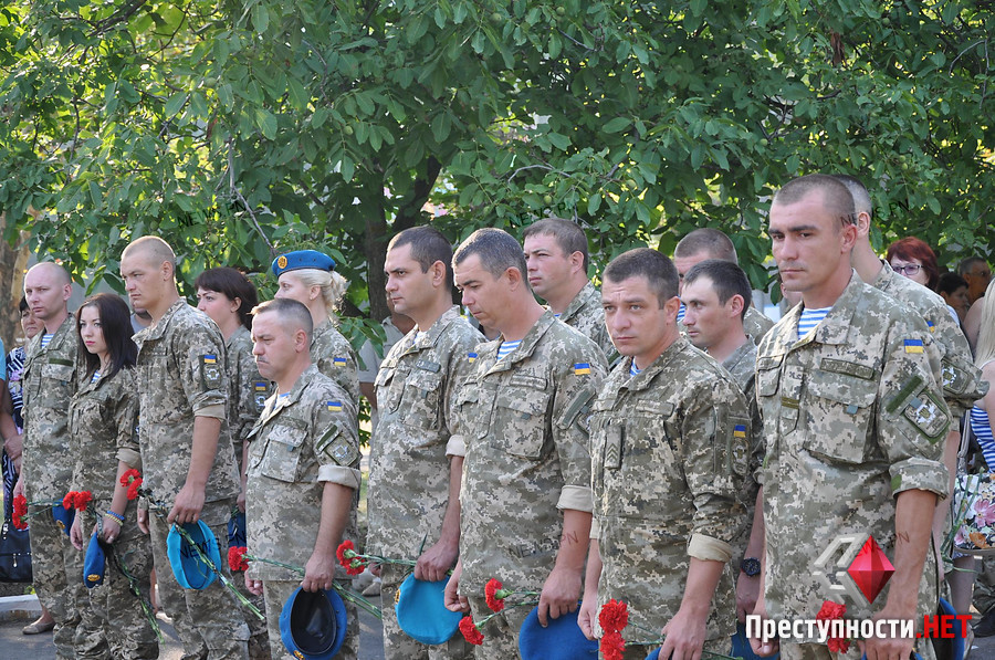Highly mobile landing troops (airborne troops) of Ukraine