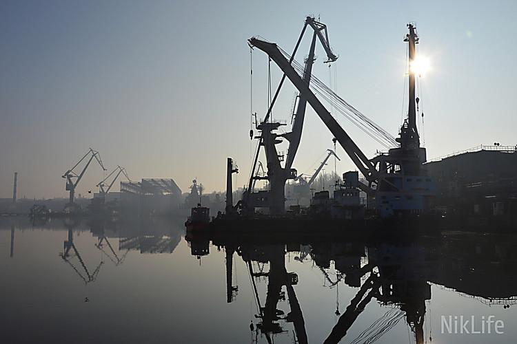 Николаевский завод растратил 1,3 млн грн госсредств при ремонте судов ВСУ