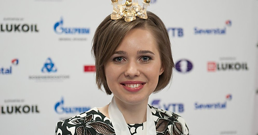 Украинку Марию Музычук признали лучшей шахматисткой мира 2015 года