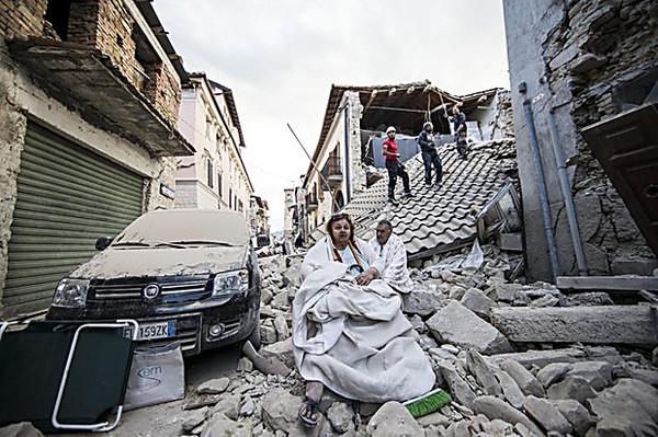 Число жертв резко выросло— Землетрясение вИталии