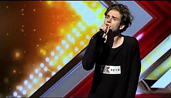Солист изОдессы прошел вфинал «Х-фактора» вВенгрии