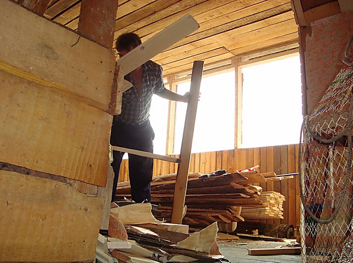 Ремонт дачного дома и участка своими руками: жилых 4