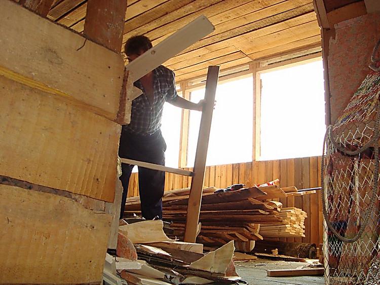 Отремонтировать дом своими руками фото