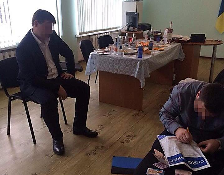 НаХерсонщине СБУ задержала навзятке прокурора