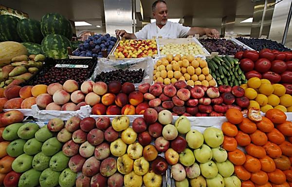 Россельхознадзор: в Крым осуществляются прямые поставки фруктов из Турции